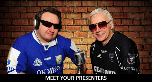 Ken + Mark from Saturday Irish Radio